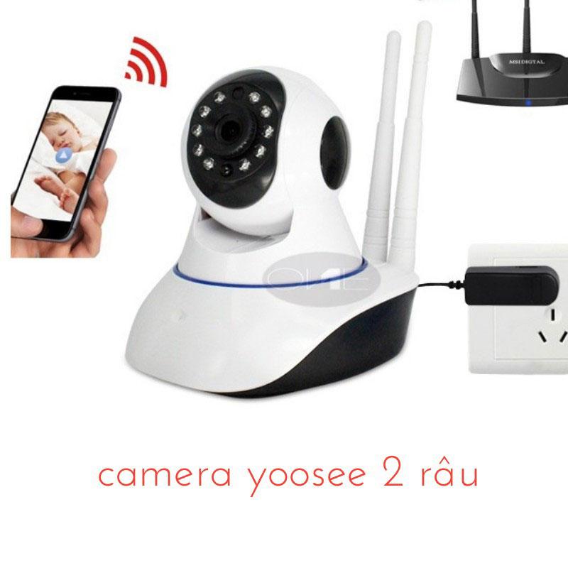 hình ảnh của camera yoosee 2 râu