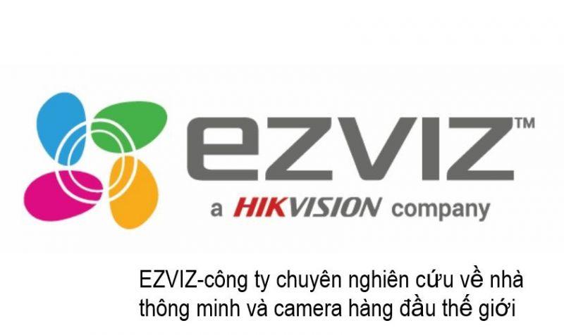 camera chống trộm ezviz