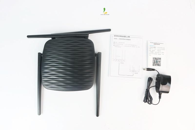 camera ngụy trang modem wifi tenda 4K full hd