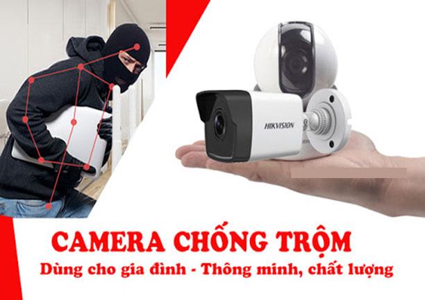 camera chống trộm loại nào tốt nhất