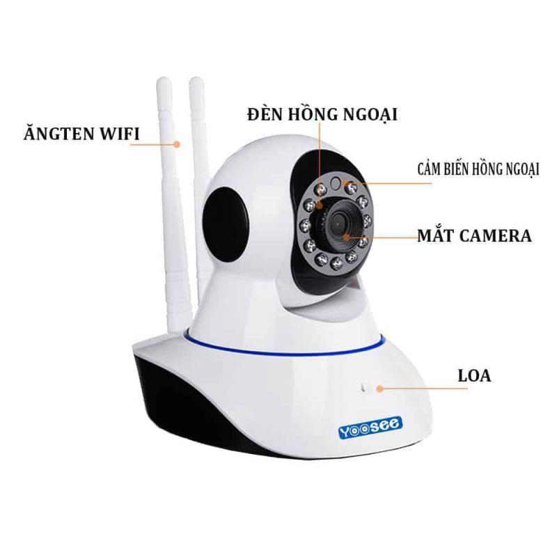 thông số kỹ thuật camera yoosee 2 râu