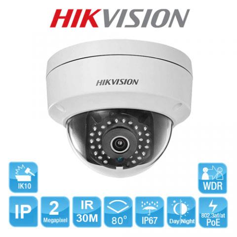 camera chống trộm gia đình hikvision