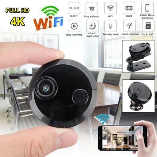 camera ngụy trang mini siêu nhỏ cấu tạo