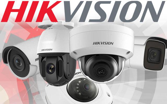 camera chống trộm hikvision