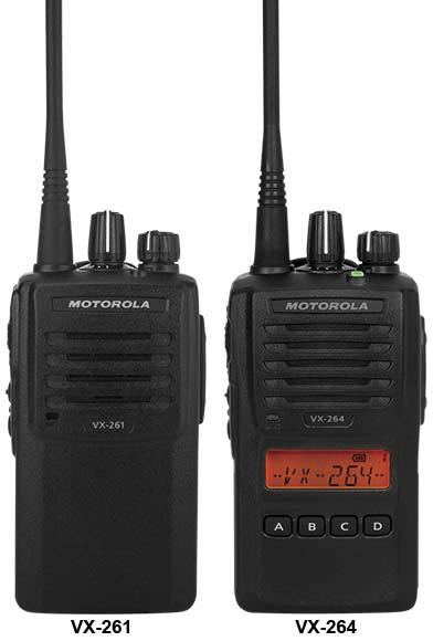 Máy bộ đàm Motorola VX-261