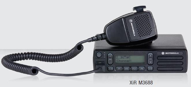 Máy bộ đàm Motorola XiR M3688