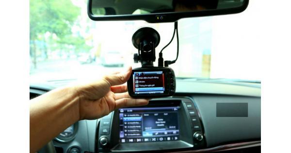Lắp camera hành trình tại Quận 9 nhanh chóng