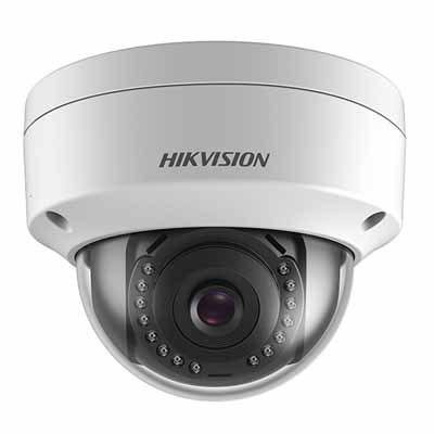 Camera IP DS-2CD2121G0-I Hikvision 2.0MP Có Khe Cắm Thẻ Nhớ, IP67, IK10, Hồng Ngoại 30m