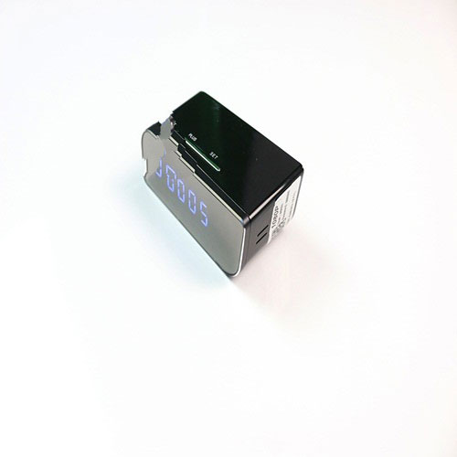 Camera Ngụy Trang Đồng Hồ Để Bàn Wifi