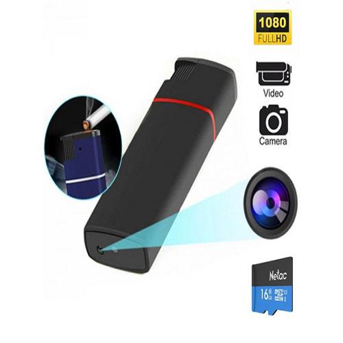 Camera Ngụy Trang Hộp Quẹt Ga Bật Lửa K6