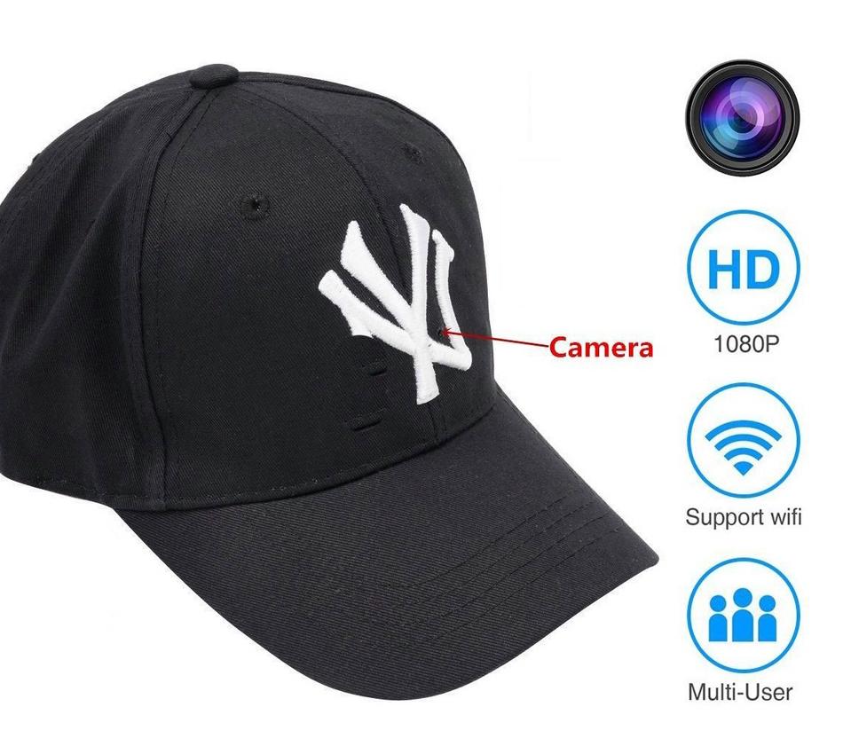 Mũ/Nón Camera Ngụy Trang Giá Rẻ
