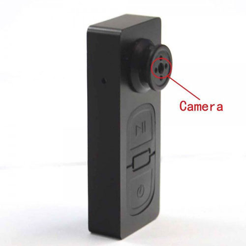 Camera Ngụy Trang Nút Áo Cúc Áo S918