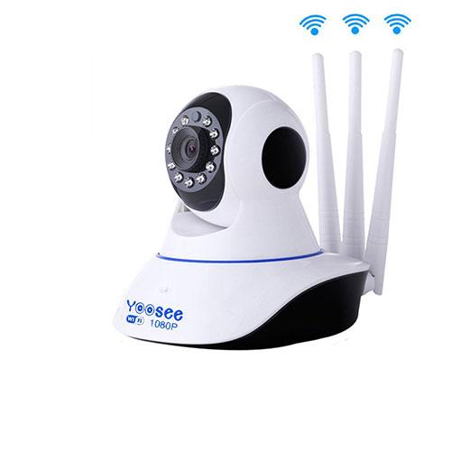 Camera Wifi Yoosee 3 Râu 2MP 2.0 Full HD 1080p Chí...