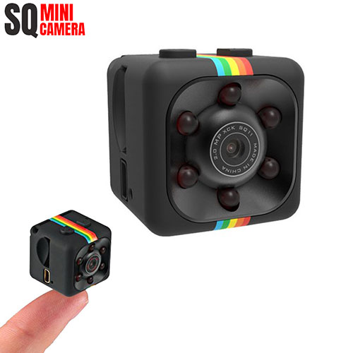 Camera mini Plus SQ - 3 Chế độ Quay Tiện Dụng