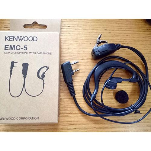 Tai nghe Kenwood EMC-5